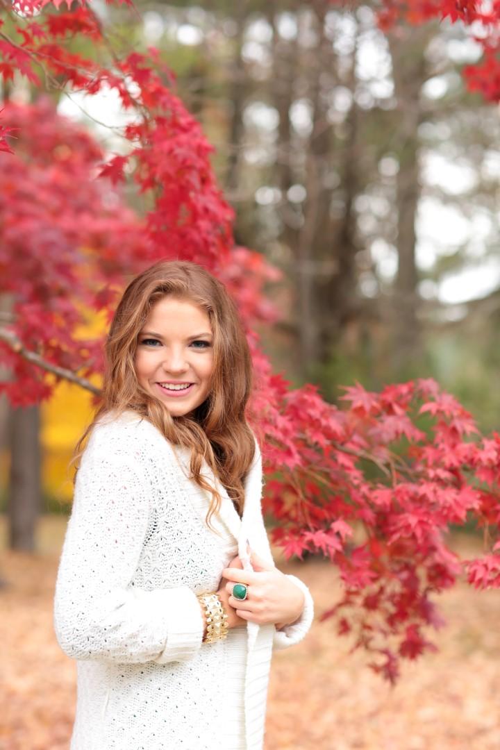 Hendersonville, NC Senior Photography