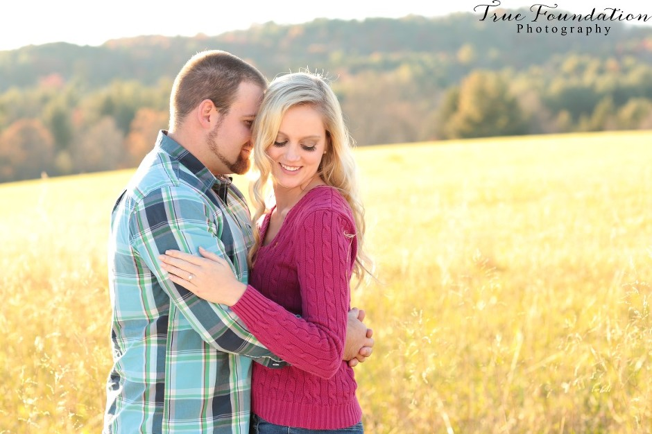 Hendersonville, NC Engagement Photography