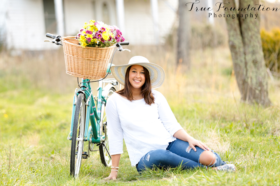 Hendersonville, North Carolina Senior Photography