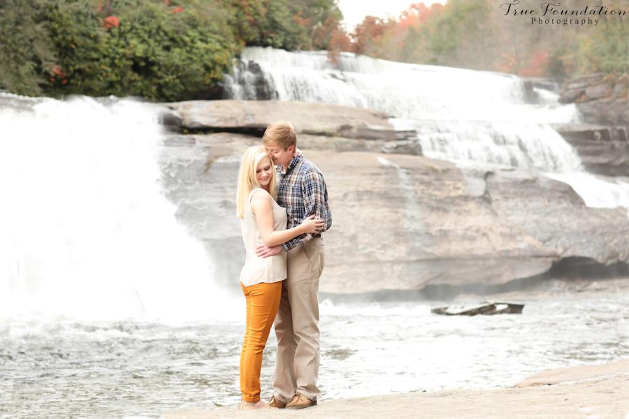 Triple - Falls- NC - North - Carolina - Engagement - Photography - Charlston - SC - South - Carolina - Porposal - Wedding (12)
