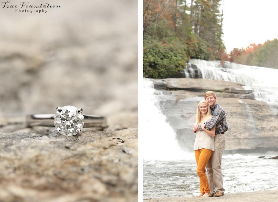 Triple - Falls- NC - North - Carolina - Engagement - Photography - Charlston - SC - South - Carolina - Porposal - Wedding (2)