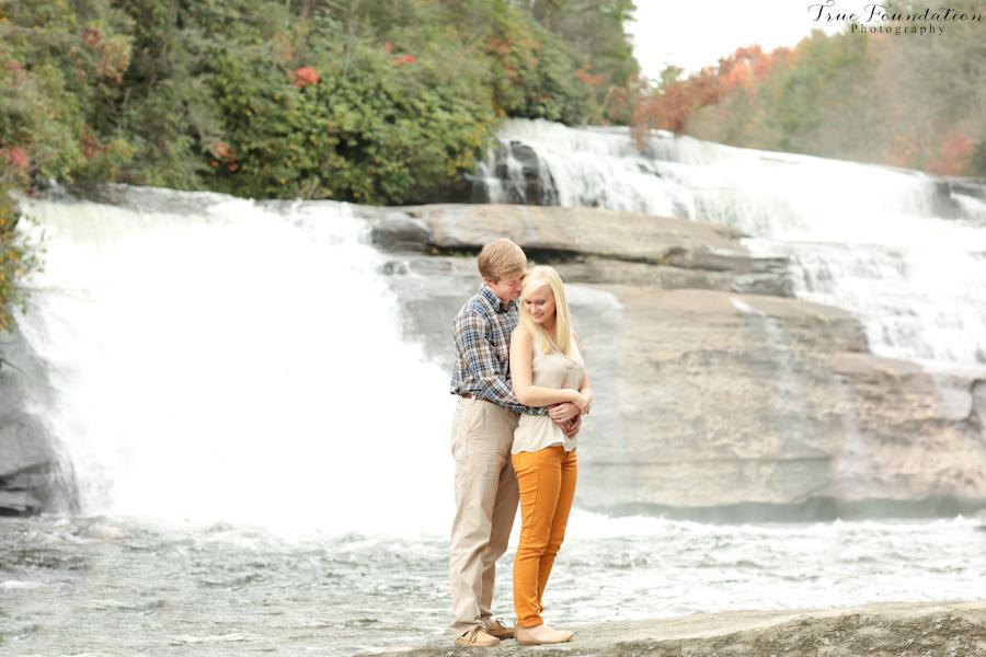 Triple - Falls- NC - North - Carolina - Engagement - Photography - Charlston - SC - South - Carolina - Porposal - Wedding